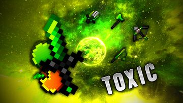 Toxic - 16x Texture Pack Minecraft Texture Pack