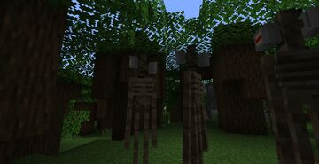 Trevor's World (Siren Head Resource pack) 1.15 & 1.16 Minecraft Texture Pack