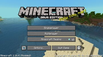 pack.png w/ Shaders Panorama Minecraft Texture Pack