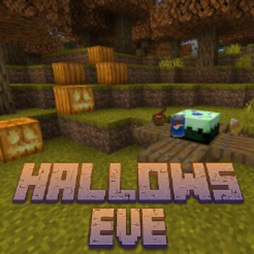 Hallows Eve Minecraft Texture Pack