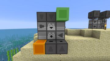 uncertainskeleton's Minimalist Redstone Textures (VOL 2) Minecraft Texture Pack