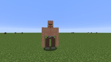 Stronk Villager Golems Minecraft Texture Pack