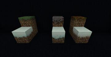 Better Snowy Variants Minecraft Texture Pack