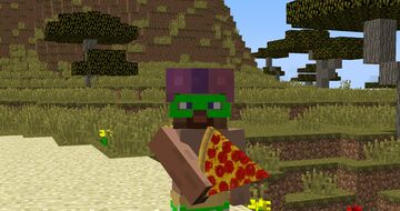 Exo's food texture pack Minecraft Texture Pack