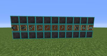 diamond outlined netherite Minecraft Texture Pack