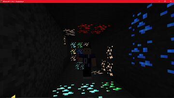 EmissiveUniformOres Minecraft Texture Pack