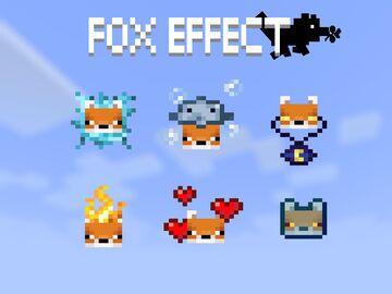 Fox Effects Minecraft Texture Pack