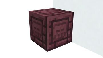 Old Chiseled Nether Bricks Minecraft Texture Pack