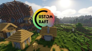 CustomCraft Minecraft Texture Pack