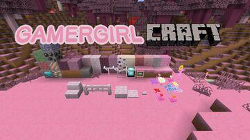 GamerGirlCraft Minecraft Texture Pack