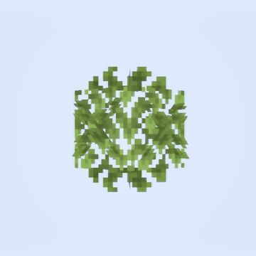 Zach's Better Foliage 1.14-1.16+ Minecraft Texture Pack