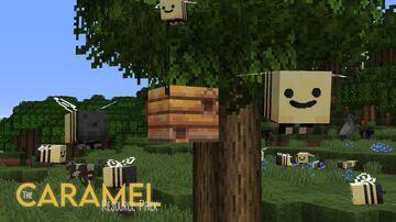 [1.15.2] Caramel v1.11.5 - 16x Minecraft Texture Pack