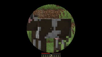 Spyglass HUD Remover Minecraft Texture Pack
