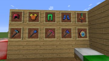 Trained Weirdos Tie Dye TexturePack Minecraft Texture Pack