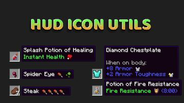 Pablo's HUD Icons Minecraft Texture Pack