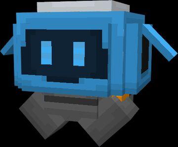 Overwatch - Mei's Snowball Minecraft Texture Pack