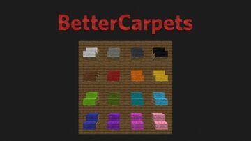 Pablo's BetterCarpets (Optifine) Minecraft Texture Pack