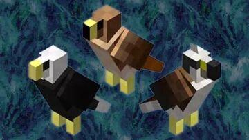 Minecraft Birds of Prey! Minecraft Texture Pack