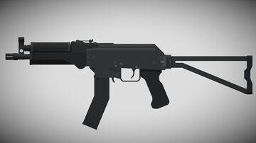 3D GUNS | Vityaz-SN! (1.12+) Minecraft Texture Pack