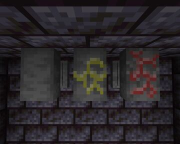 colorful anvil damage Minecraft Texture Pack