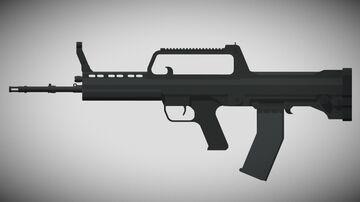 3D GUNS | QBZ-95! (1.12+) Minecraft Texture Pack
