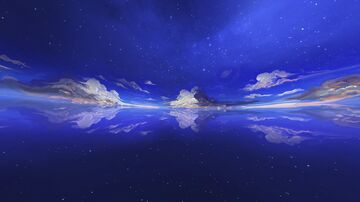 Clouds & Planets Night Sky Overlay (custom sky overlay) Minecraft Texture Pack