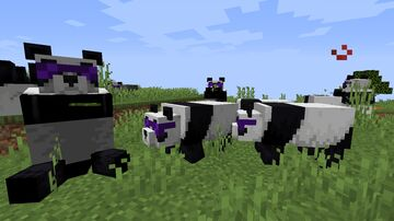 Ulraf panda :) Minecraft Texture Pack