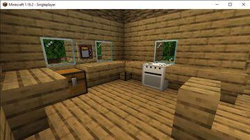 Kitchen Pack Minecraft Texture Pack