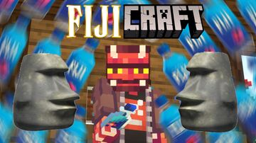 Oh hell yeah, ¡Fiji water! Minecraft Texture Pack