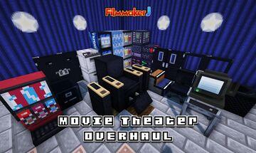 Movie Theater OVERHAUL Minecraft Texture Pack