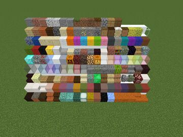 Default 1.16.3 for 1.8.9 Minecraft Texture Pack