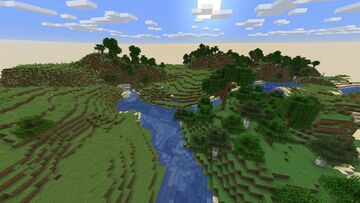 another planet Minecraft Texture Pack
