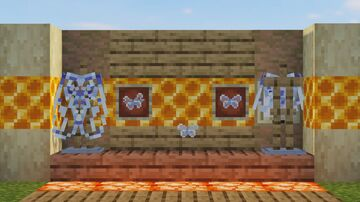 Bee's bee wing elytras Minecraft Texture Pack