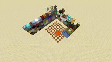 Ultra weird texture pack Minecraft Texture Pack