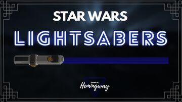 Star Wars: 3D Lightsabers [1.16+] by Hemingway Minecraft Texture Pack