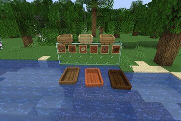 Oar-less Boats 16x Minecraft Texture Pack