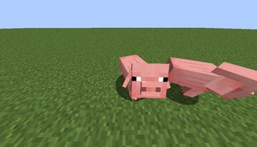 FLOPPY EARED PIGS [1.16.1] Minecraft Texture Pack