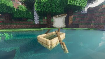 Rybci's Boats Minecraft Texture Pack