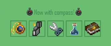 Gadgets Minecraft Texture Pack