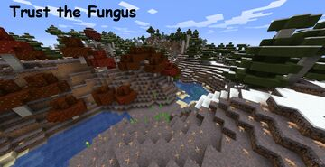 Trust the Fungus Minecraft Texture Pack