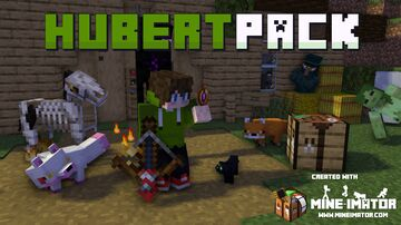 HubertPack Minecraft Texture Pack