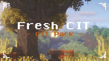 Fresh CIT v1.0 Minecraft Texture Pack
