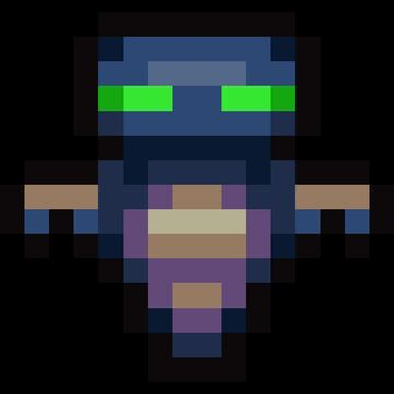 Phantom Totem 👻🔵 ⨸ Java Edition Minecraft Texture Pack