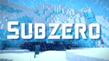Subzero - winter pack for 1.13 - 1.16.2 Minecraft Texture Pack