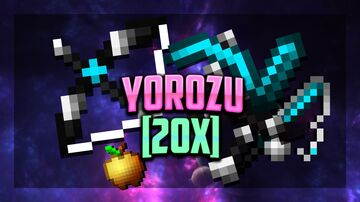 Yorozu [20x] FPS PVP Pack (BLUE) Minecraft Texture Pack