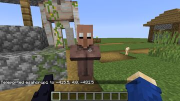 The Esahcrup1 Pack v0.5 Minecraft Texture Pack
