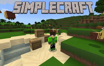 Simplecraft: Bedrock Edition Minecraft Texture Pack