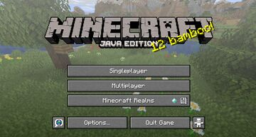 Hermitcraft7 splash texts! Minecraft Texture Pack