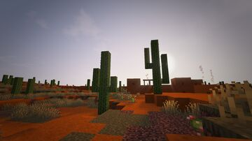 William Wythers' Better Cacti Minecraft Texture Pack