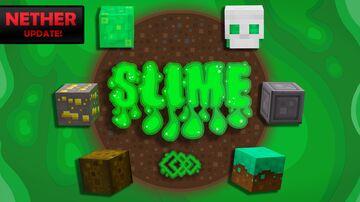 Slime! Java Edition Minecraft Texture Pack